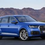 Nuevo Audi Q7 2016 ya a la venta en México