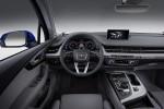 Audi Q7 2016 tablero