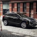 Cadillac presenta la nueva XT5 2017 por primera vez