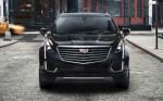 Cadillac XT5 2017 frontal