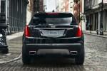 Cadillac XT5 2017 vista posterior