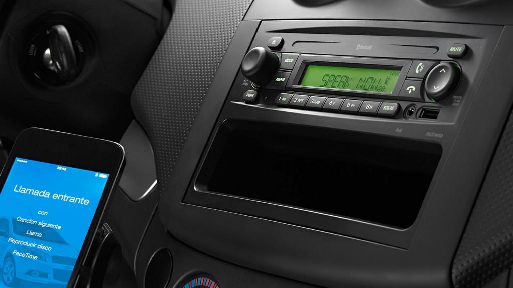 Chevrolet Aveo 2016 radio