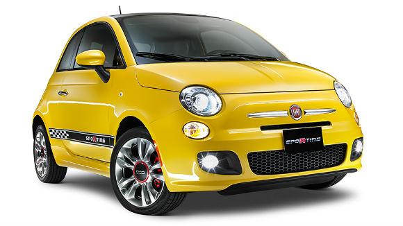 Fiat 500 2016 Sporting