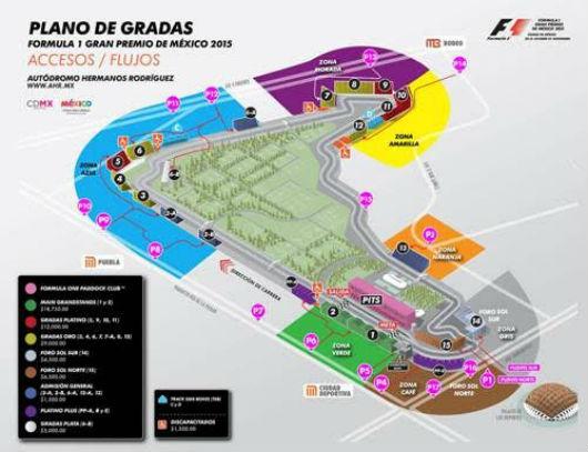 Formula 1 Gran Premio de México