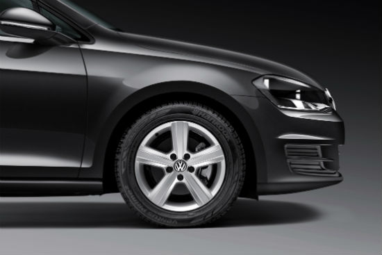 Golf Trendline 2016 lateral