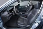 Honda Civic 2016 asientos