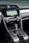 Honda Civic 2016 pantalla