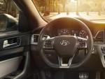 Hyundai Sonata 2016 interior