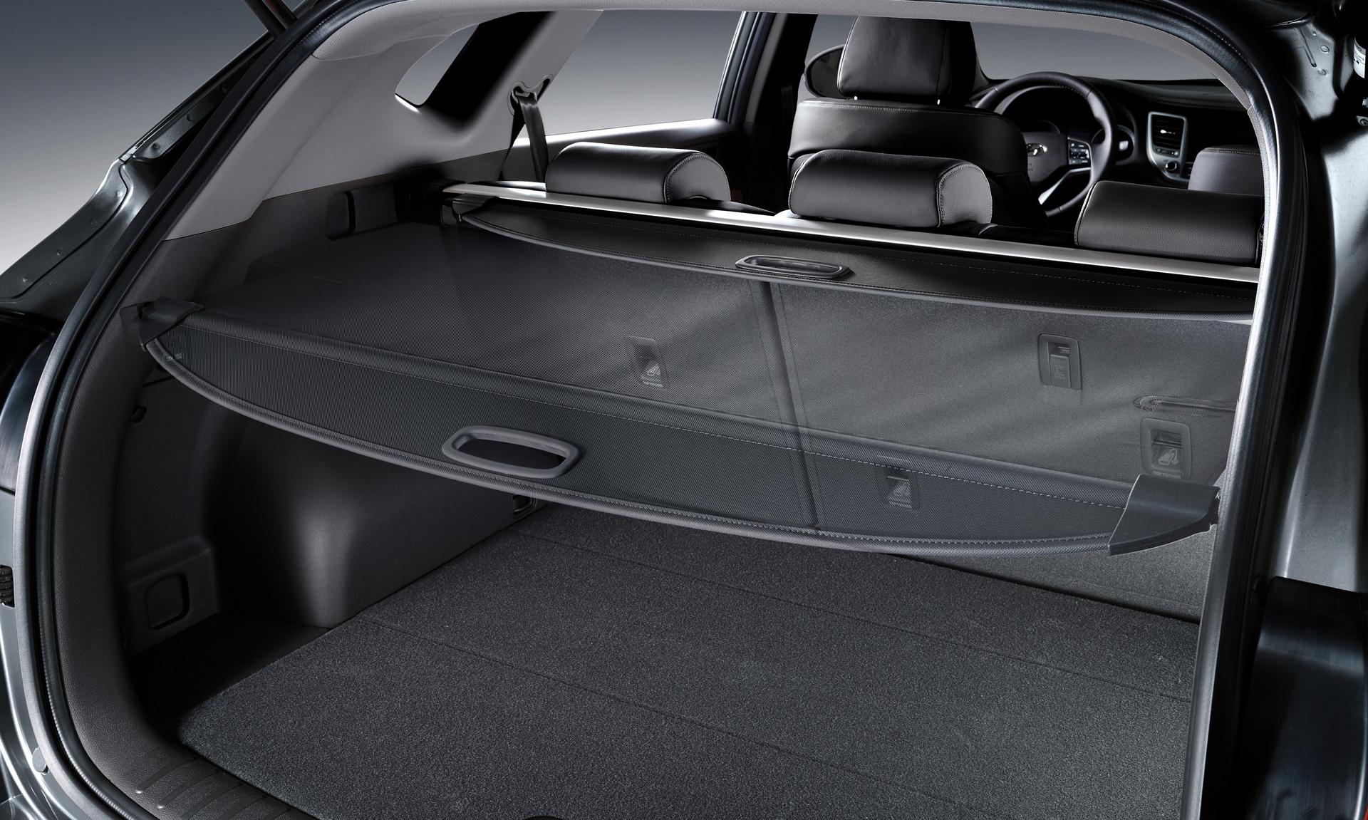 Hyundai Tucson 2016 Espacio Interior Autos Actual M Xico
