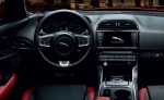Jaguar XE 2016 interior