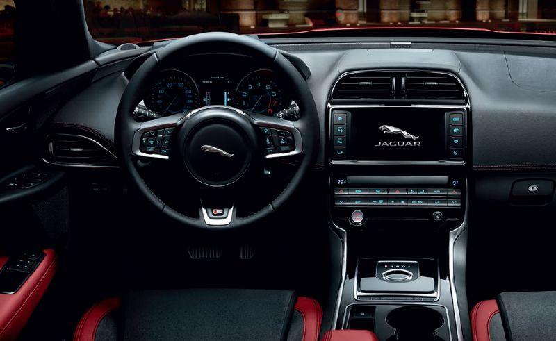 Venta De Autos >> Jaguar XE 2016 interior - Autos Actual México