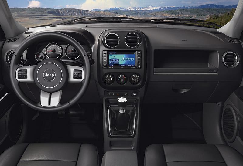 2016 Hyundai Santa Fe >> Jeep Patriot 2016 tablero - Autos Actual México