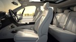 Lincoln MKX 2016 asientos