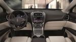 Lincoln MKX 2016 interior