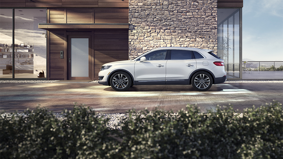 Lincoln MKX 2016 vista lateral