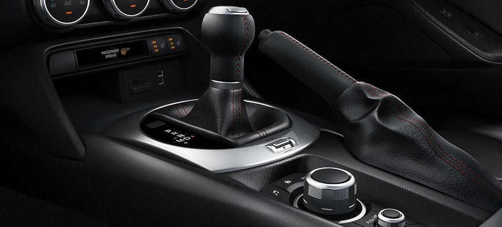 Mazda MX-5 2016 palanca