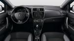 Renault Logan 2016 interior