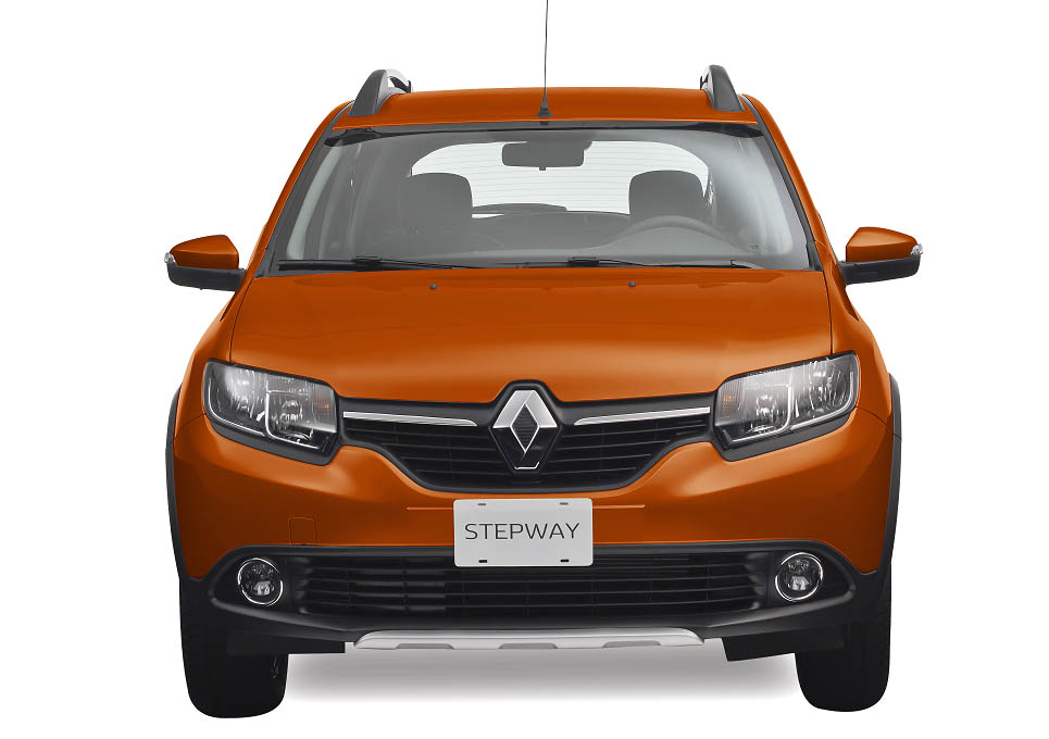 Renault Stepway 2016 frontal