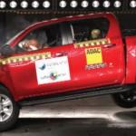 Latin NCAP 2015: Toyota Hilux con 5 estrellas y Hyundai Grand i10 decepciona con cero estrellas
