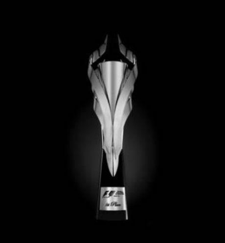 Trofeo Gran Premio Fórmula 1 México 2015