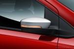 Nuevo Volkswagen CrossFox 2016 en México espejos laterales con luces direccionales