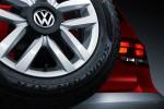 Nuevo Volkswagen CrossFox 2016 en México llanta de refacción