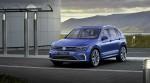 Volkswagen Tiguan 2016 vista frontal