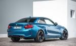 BMW M2 2016 vista posterior