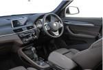 BMW X1 2016 interior