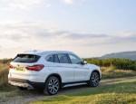 BMW X1 2016 vista posterior