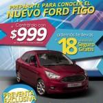 Ford Figo 2016 inicia preventa en México