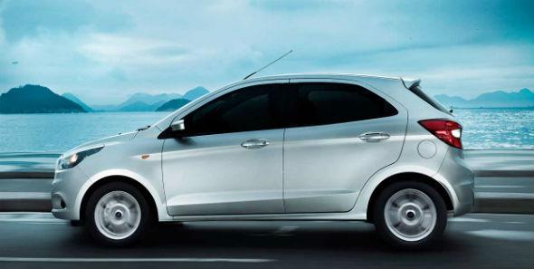 Ford Figo 2016 Hatchback