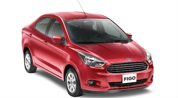 Ford Figo 2016 Sedán