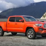Nueva Toyota Tacoma 2016 llega a México