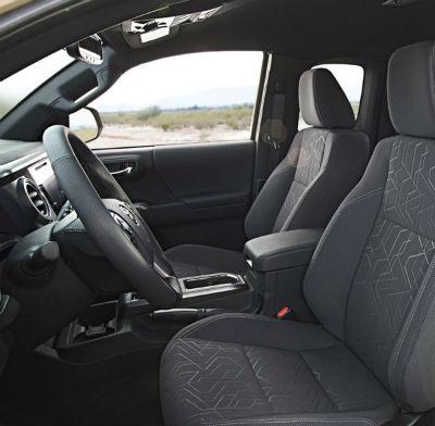 Toyota Tacoma 2016 interior