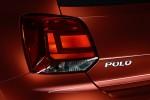 Volkswagen Polo 2016 1.2 Litros Turbo faro trasero Logo