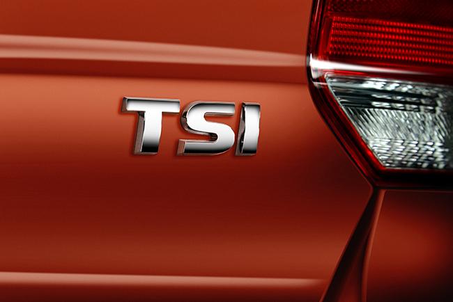 Volkswagen Polo 2016 1.2 Litros Turbo TSI Logo