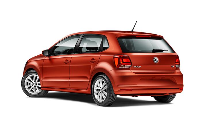 Volkswagen Polo 2016 1.2 Litros Turbo TSI