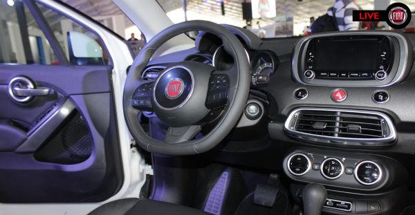 Fiat 500x interior autos actual m xico for 500x interior