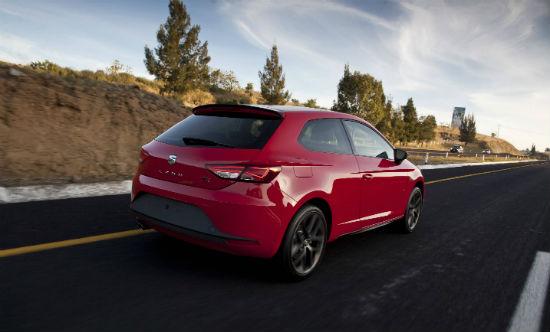 Seat León SC FR Dynamic exterior