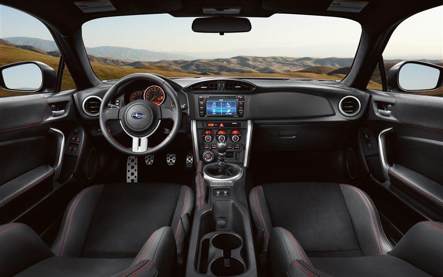 Subaru BRZ 2016 interior - Autos Actual México
