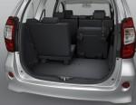 Toyota Avanza 2016 carga interior