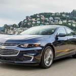 Chevrolet Malibu 2016 en México llega cargado de nuevas tecnologías