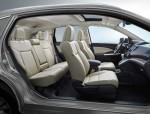 Honda CR-V 2016 asientos