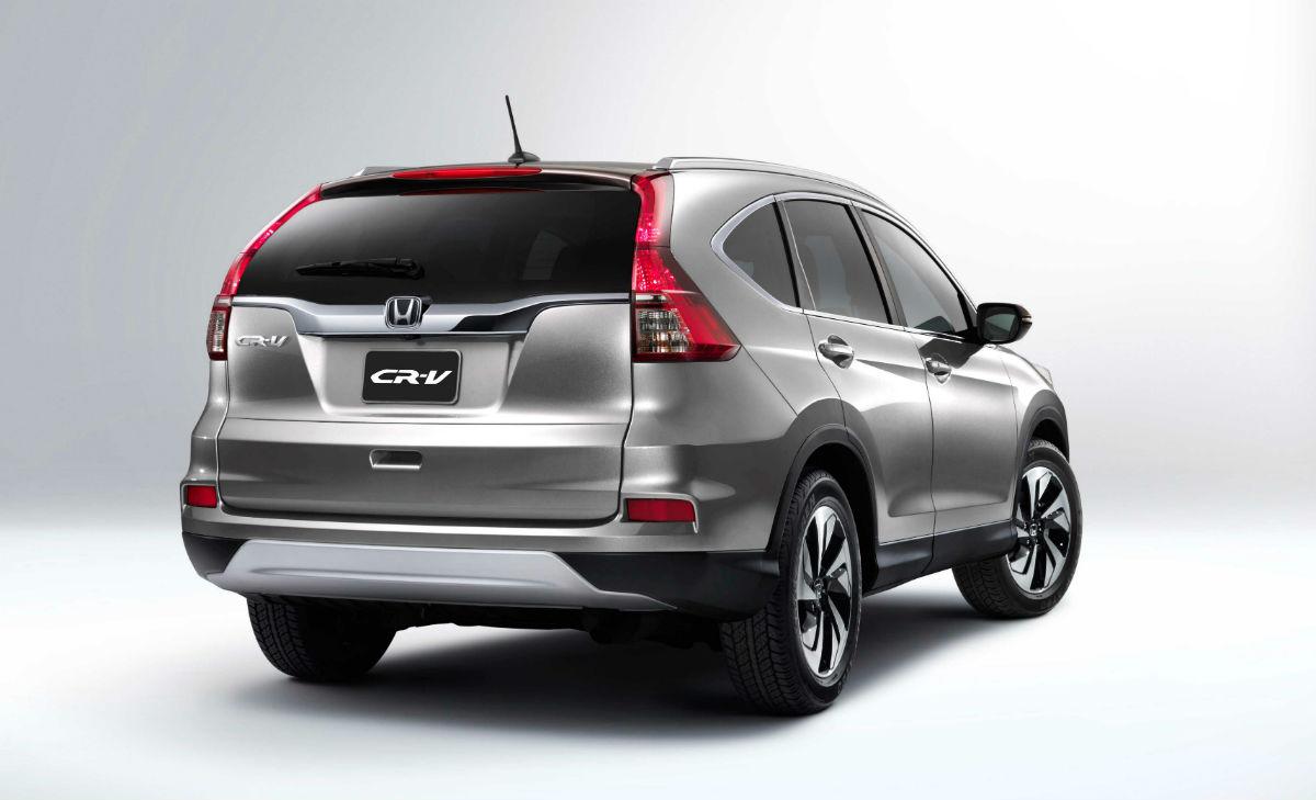 Honda CR-V 2016 vista posterior
