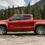 Nueva Chevrolet Colorado 2016 ya en México