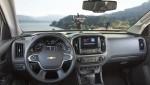 Chevrolet Colorado 2016 interior