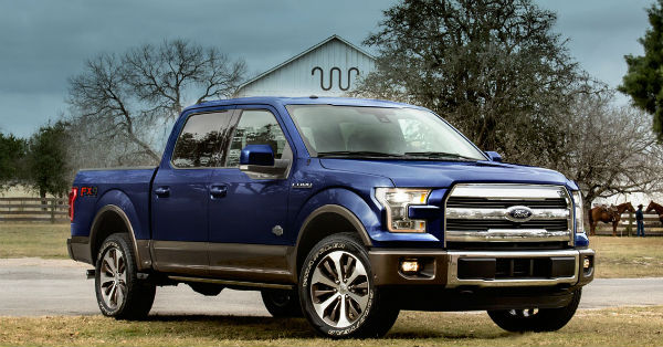 Ford Lobo King Ranch 2016 Pronto En México