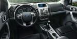 Ford Ranger 2016 interior