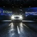 Mercedes presenta el nuevo Clase E en el Auto Show de Detroit 2016